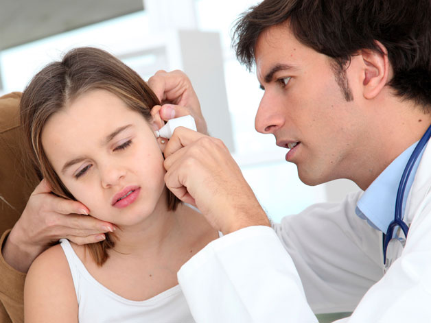 Bryan Ear Infection Chiropractor